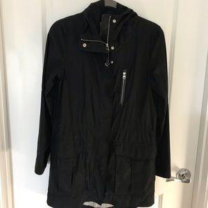 Mackage women's nylon rain jacket, Size Small